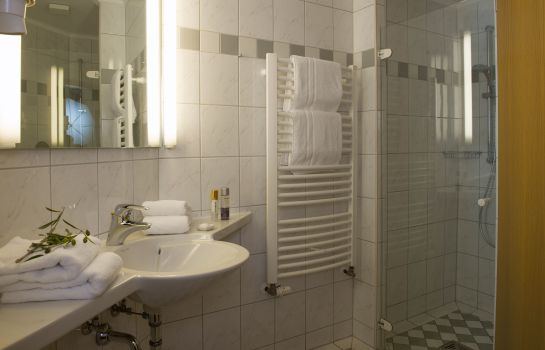 Badezimmer Kurpension Riedenburg