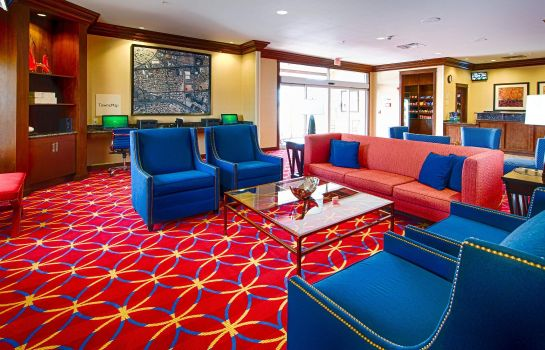 Hotelhalle TownePlace Suites El Paso Airport