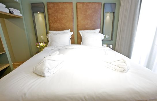 Junior suite Hotel De Hallen