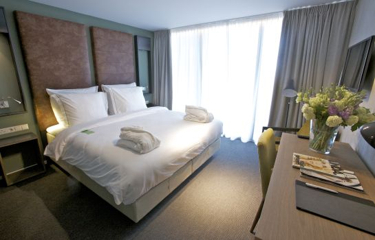 Double room (superior) Hotel De Hallen