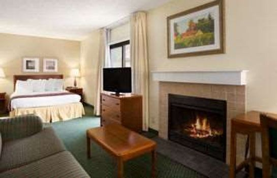 Room HAWTHORN SUITES AKRON FAIRLAWN