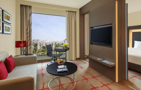 Junior suite Novotel Ahmedabad