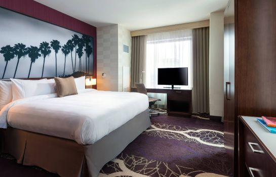 Suite Residence Inn Los Angeles L.A. LIVE Residence Inn Los Angeles L.A. LIVE