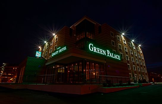 Picture Quality Hotel Green Palace