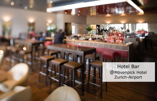 Bar hotelowy STAY@Zurich Airport
