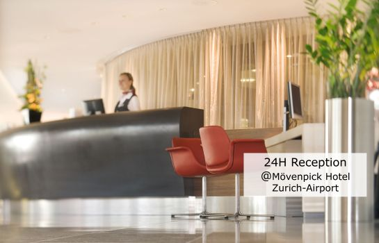 Réception STAY@Zurich Airport