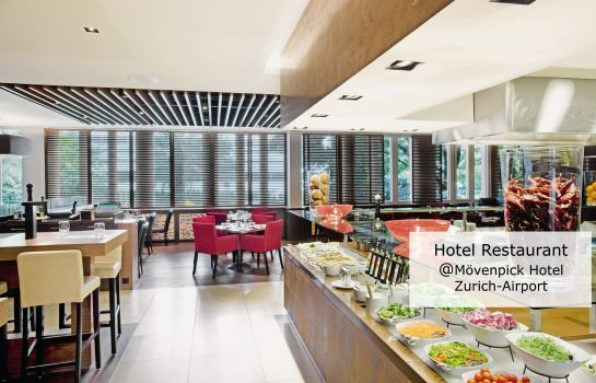 Restauracja STAY@Zurich Airport