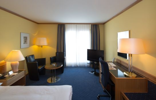 Chambre double (standard) STAY@Zurich Airport