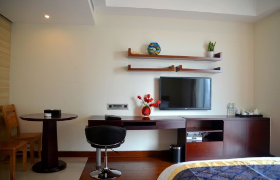 Camera doppia (Standard) Sweetome Holiday Apartment Xiasha Eastern International Business Center