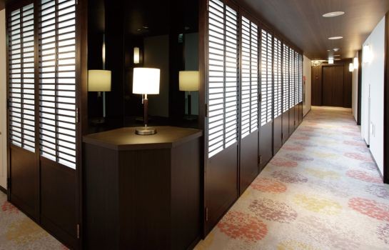 Interior view Hibiya City Hotel