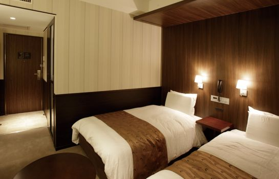 Double room (standard) Hibiya City Hotel