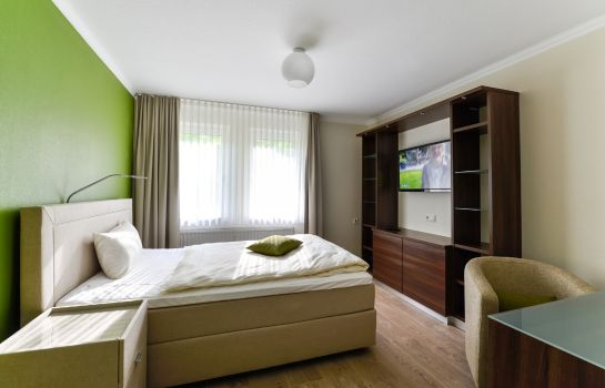 Chambre individuelle (standard) Hotel am Herkules