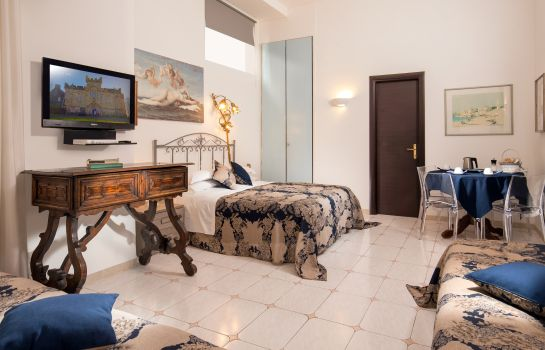 Vierbettzimmer Roma Central Guest House