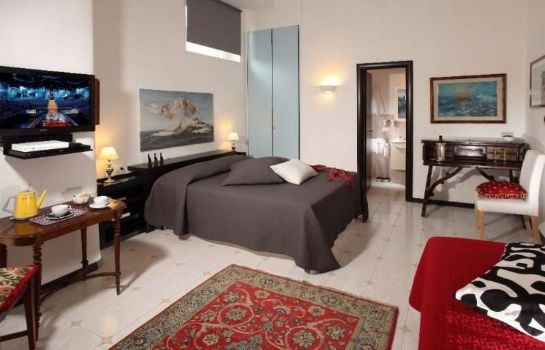 Zimmer Roma Central Guest House