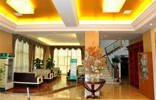 Hotelhalle Green Tree Zhoushan Xincheng (Domestic only)