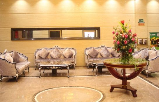 Lobby Green Tree Inn Panyu Chimelong Happy World Business Hotel (Domestic only)