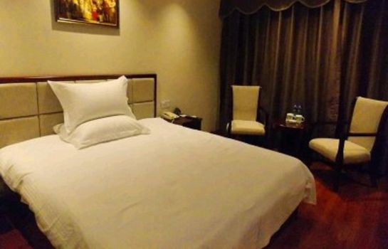 Single room (standard) Green Tree Inn Panyu Chimelong Happy World Business Hotel (Domestic only)