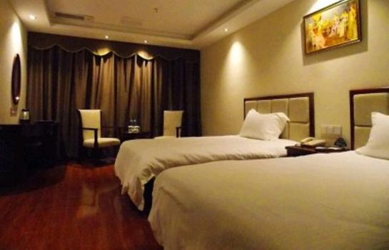 Double room (standard) Green Tree Inn Panyu Chimelong Happy World Business Hotel (Domestic only)