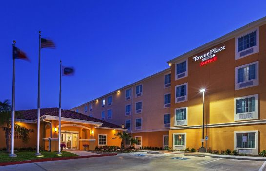 Exterior view TownePlace Suites Corpus Christi