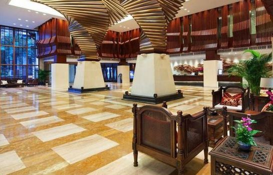 Hall Glenview Donheng Hotel