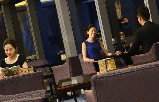 Hotel bar InterContinental Hotels FUZHOU