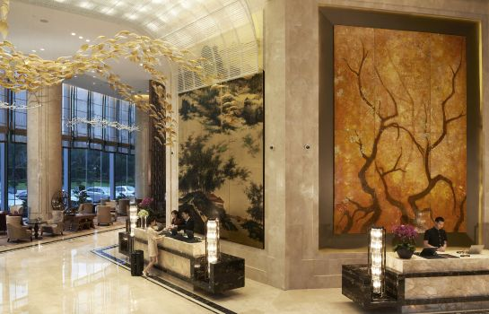Lobby InterContinental Hotels FUZHOU