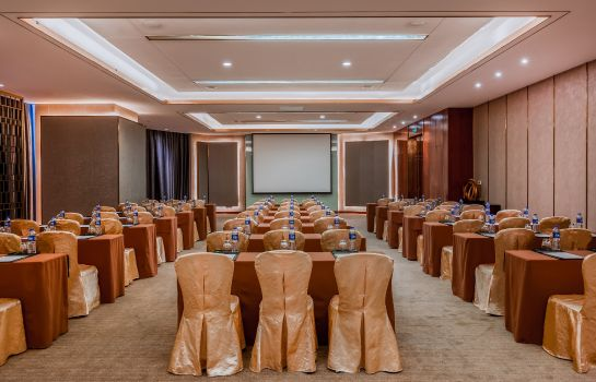 Conference room InterContinental Hotels FUZHOU
