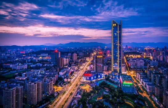 Info InterContinental Hotels FUZHOU