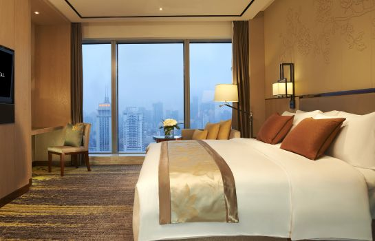 Room InterContinental Hotels FUZHOU