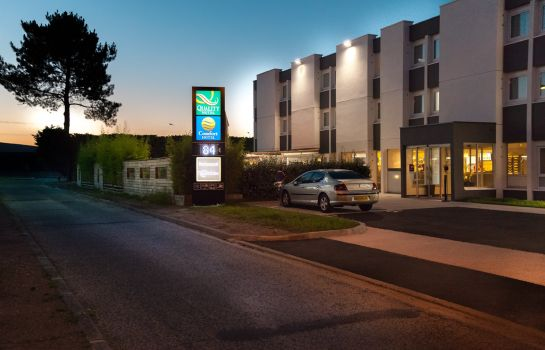 Photo Quality Hotel Bordeaux Pessac