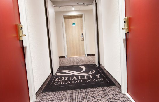 Innenansicht Quality Hotel Bordeaux Pessac