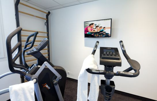 Installations sportives Quality Hotel Bordeaux Pessac