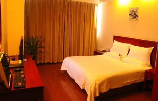 Pokój jednoosobowy (standard) Green Tree Inn Guiyang Penshuichi Business Hotel (Domestic only)
