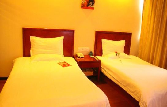 Pokój dwuosobowy (standard) Green Tree Inn Guiyang Penshuichi Business Hotel (Domestic only)