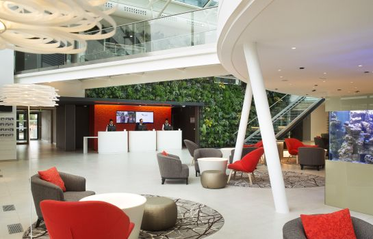 Reception Oceania Paris Roissy CDG