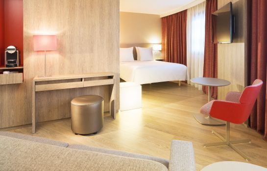 Junior Suite Oceania Paris Roissy CDG