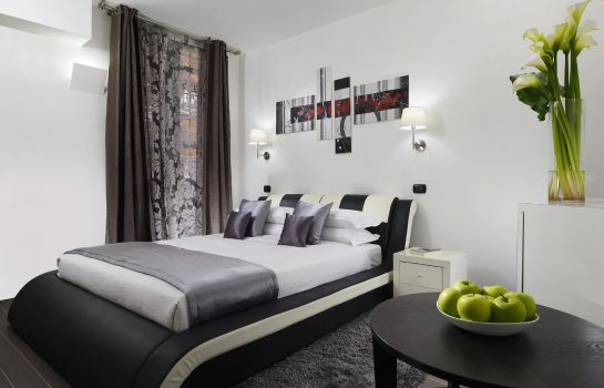 Double room (standard) Gregorio VII Luxury Suites