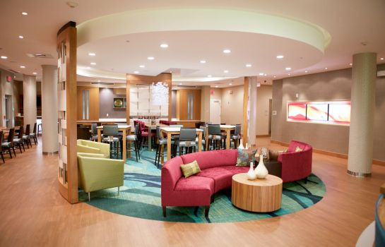 Hotelhalle SpringHill Suites Wichita Airport