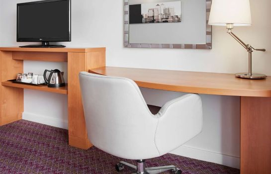 Room Hampton by Hilton London Waterloo