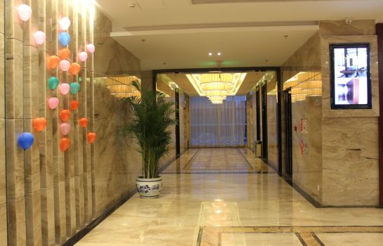 Interior view Shanshui Boutique Hotel Yanxi