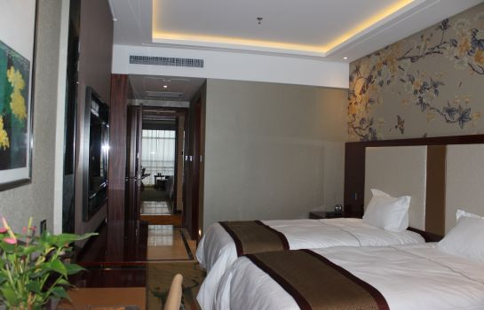 Double room (standard) Shanshui Boutique Hotel Yanxi