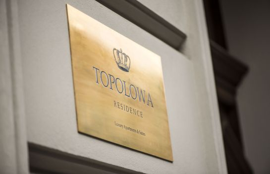 Certificate/Logo Topolowa Residence