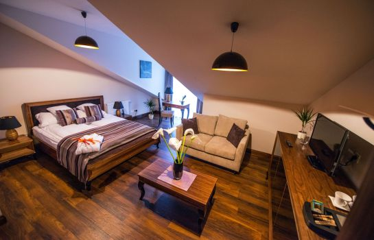 Double room (standard) Topolowa Residence