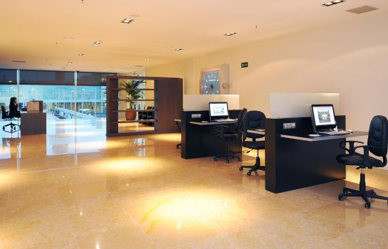 Hol hotelowy Air Rooms Barcelona Airport by Premium Traveller