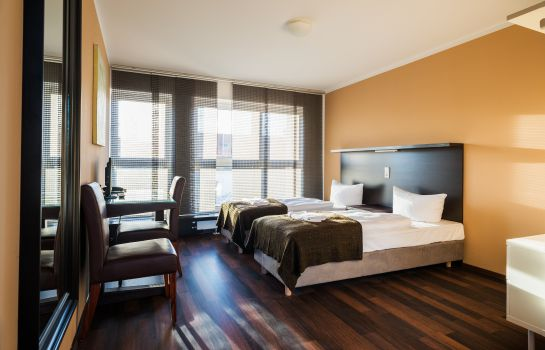 Double room (superior) Apple City