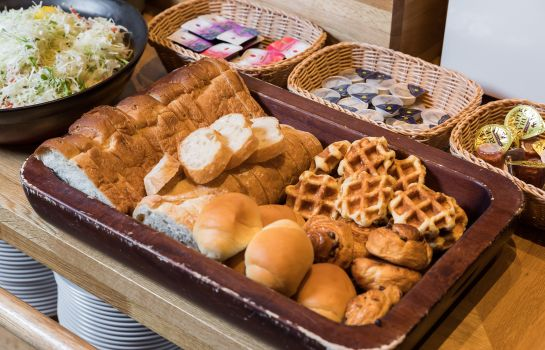 Breakfast buffet Mystays Kyoto-Shijo