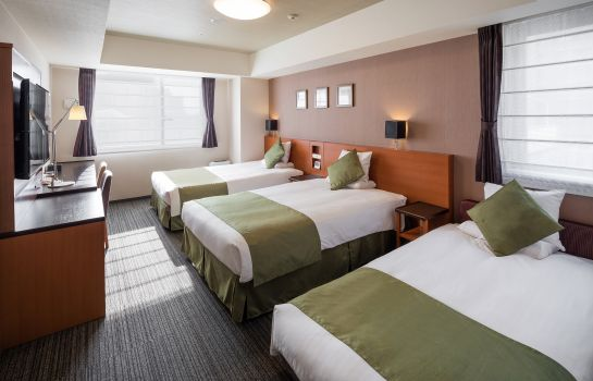 Triple room Mystays Kyoto-Shijo