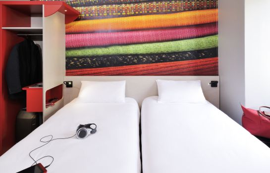 chambre standard ibis Styles Lille Centre Grand Place