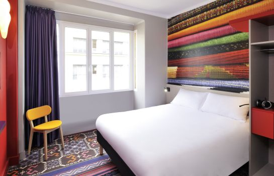 Chambre ibis Styles Lille Centre Grand Place