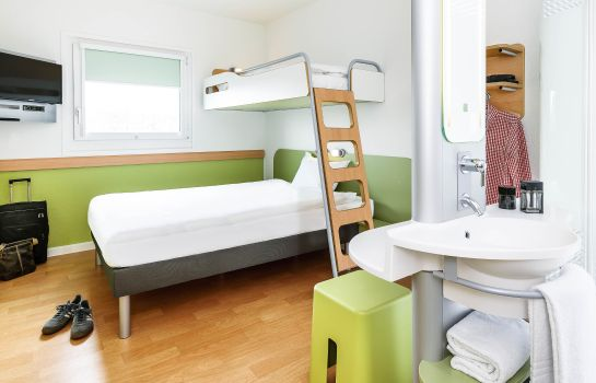 chambre standard ibis budget Ludwigsburg